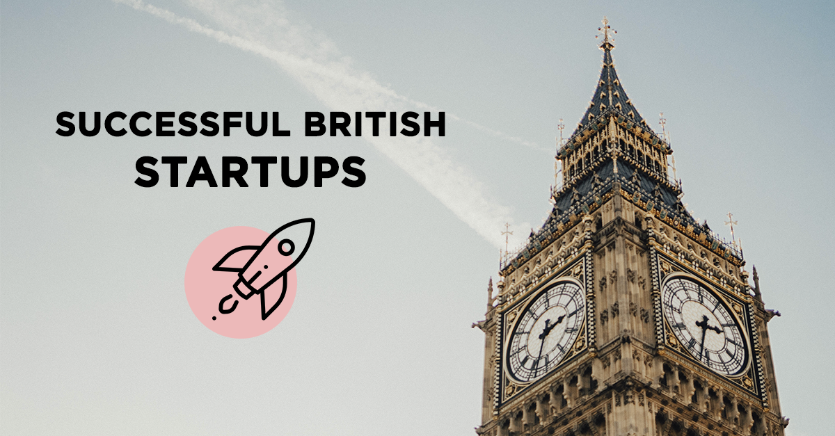 successful british startups