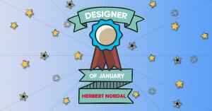 Designer Of The Month: HerbertNordal – January 2018