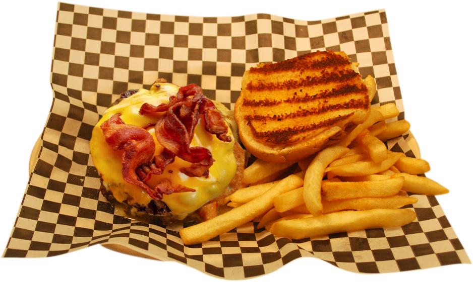 burger menu design