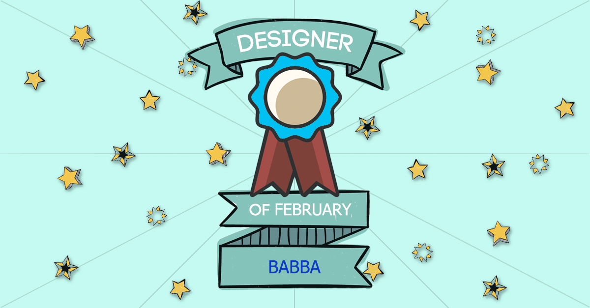 Designer Of The Month: Babba – February 2018