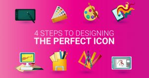 4 Steps to Designing the Perfect Icon