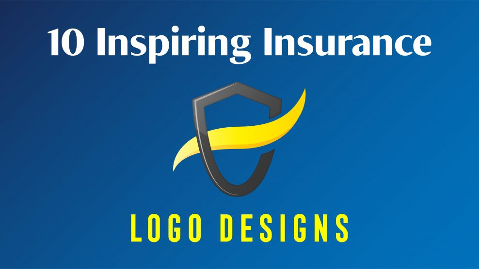 insurance company logo designs