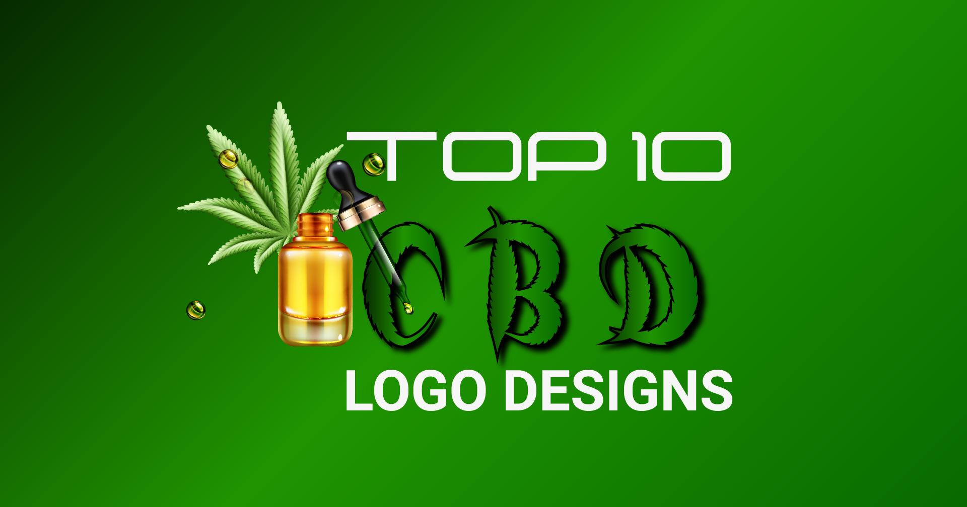 The Top 10 CBD Logo Designs